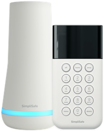 SimpliSafe Base Station and Wireless Keypad