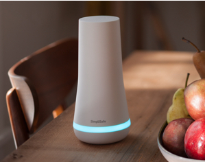 SimpliSafe Base Station cloud