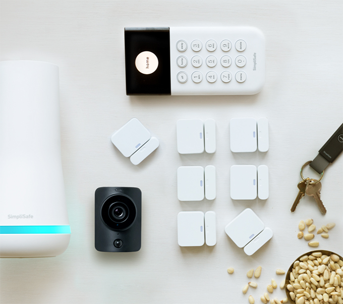 SimpliSafe Warwick Home Security System